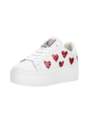 Cristiano Ronaldo Sneakers Beyaz
